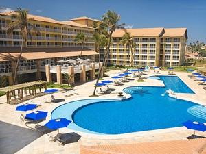 Gran Hotel Stella Maris receberá a seleção brasileira, em Salvador, Bahia (Foto: Divulgação)