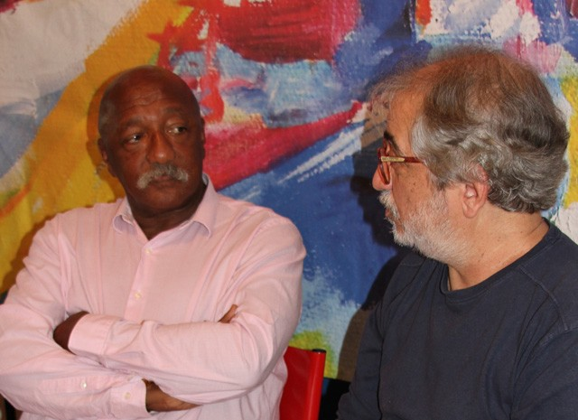 Paulo César Caju em entrevista a Geneton Moraes Neto
