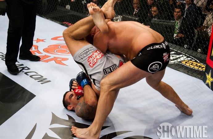 Fedor Emelianenko Fabricio Werdum Strikeforce MMA (Foto: Esther Lin/Strikeforce)