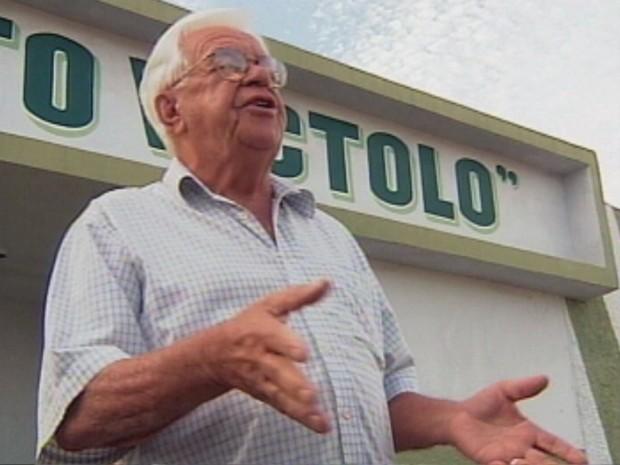 Ex-prefeito de Tanabi Alberto Victolo