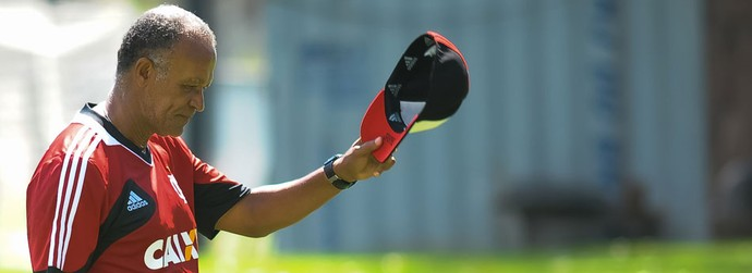 Jayme de Almeida flamengo treino (Foto: Bruno Turano / Agência Estado)