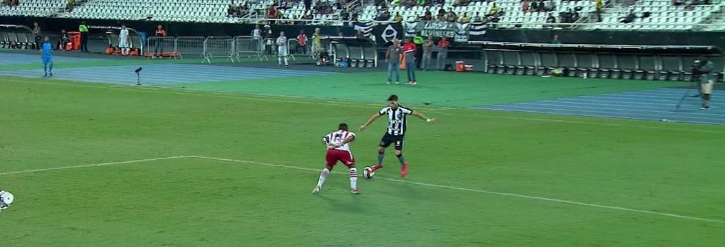Botafogo x Bangu - Campeonato Carioca 2017-2018 - globoesporte.com 7fefbef807416