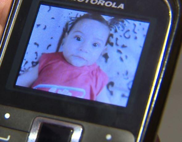 Bebê de 11 meses morreu após sofrer nove paradas cardíacas em Ribeirão Preto, SP (Foto: Reprodução/EPTV)