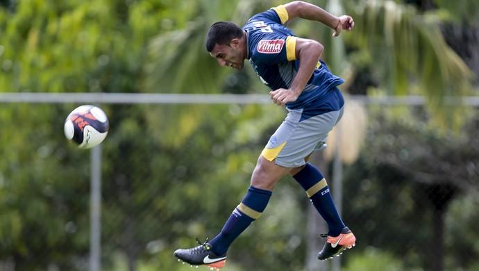 Ramón Ábila; Cruzeiro (Foto: Cristiane Mattos/Light Press)