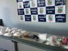 No Ceará, polícia encontra drogas dentro de carro e de máquina de lavar