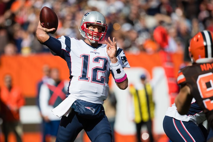 Tom Brady volta de suspensão (Foto: Getty Images)