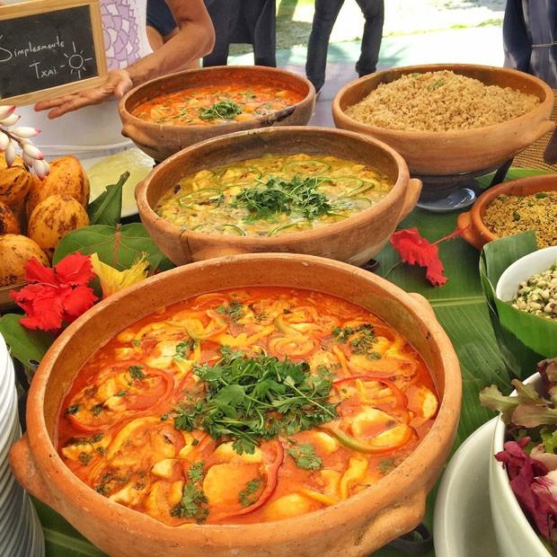 Menu Tropical  (Foto: S Simplesmente )