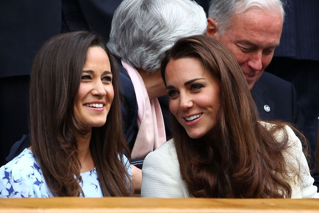 Pippa e Kate Middleton (Foto: Getty Images)