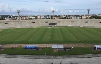 Bota-PB vai fazer oito dos nove jogos do returno do Paraibano no Almeidão