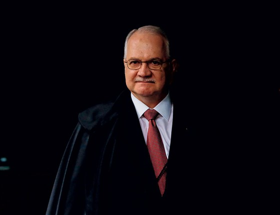 O ministro Luiz Fachin (Foto:   Pedro Ladeira/Folhapress)