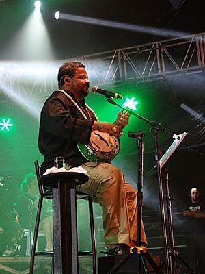 Arlindo Cruz (Foto: Manoel Filho / G1)