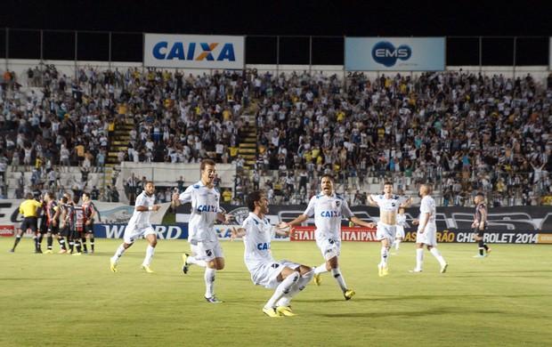 Renato - ABC x Joinville, no Estádio Frasqueirão (Foto: Augusto Gomes/GloboEsporte.com)