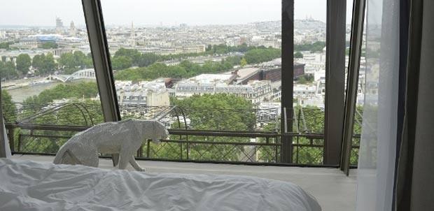 apartamento-torre-eiffel (Foto:  Divulga��o/HomeAway)