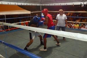 Festival de Boxe marca encerramento das atividades de 2015 dos alunos da escolinha da Vila Olímpica (Foto: Arquivo Pessoal)