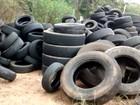 Campanha de recolhimento de pneus ocorre nesta 5ª em Pres. Prudente