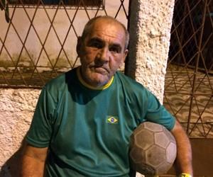 Robério Odissé, 61 anos, aposentado