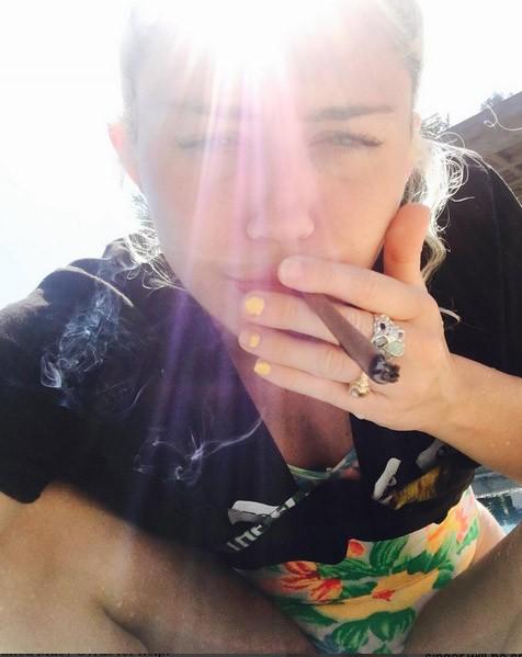 Miley Cyrus (Foto: Instagram)