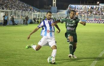 De virada, Paysandu bate Luverdense na Curuzu e desencanta na Série B