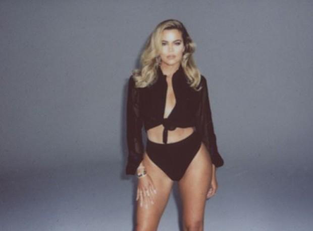 Khloé Kardashian (Foto: Reprodução/Instagram)