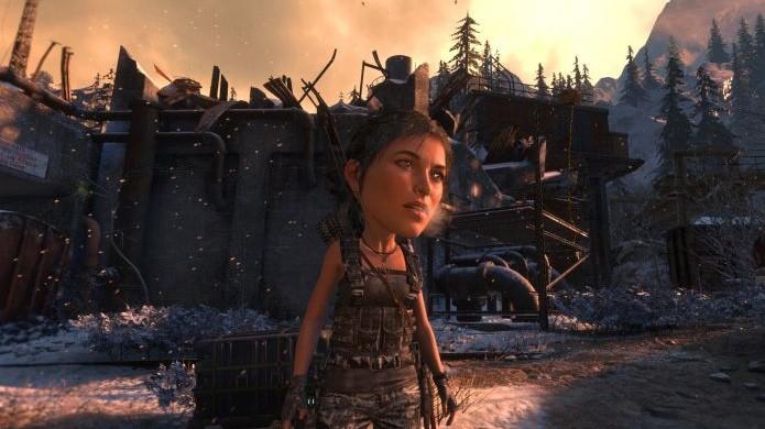 Modo Cabeção deixa Rise of the Tomb Raider bem engraçado (Foto: Reprodução/Kotaku)