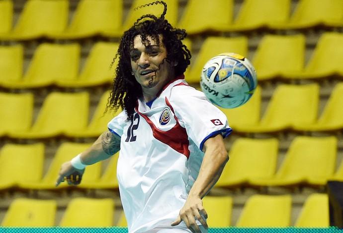 Diego Zuñiga Costa Rica futsal (Foto: Gaspar Nóbrega/Divulgação)