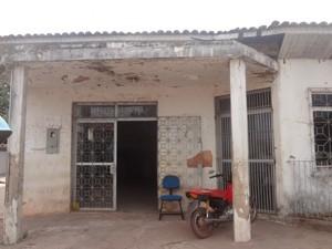 Cdeia não oferece segurança às pessoas que moram nas proximidades. (Foto: Reprodução)