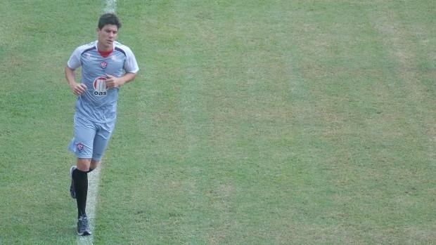 Giancarlo treino (Foto: Thiago Pereira)