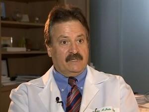 Diretor do HU diz que ficou surpreso com denúncia (Foto: Reprodução/RBS TV)