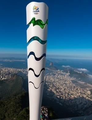 Tocha Olímpica (Foto: Alex Ferro/Rio 2016)