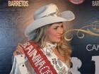 'É preciso viver a cultura de Barretos', diz atual rainha da Festa do Peão