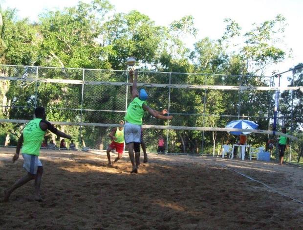 Seleções acreanas de Vôlei de Praia sub-19 das categorias masculino e feminino são convocadas. (Foto: Divulgação/FEAV)