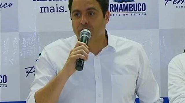 Paulo Câmara visita Afogados da Ingazeira, Sertão pernambucano