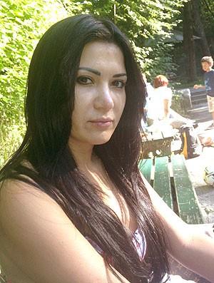 Renata esposa Breno Alemanha (Foto: Reprodução)