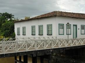Casa de Cora Coralina, na Cidade de Goiás (Foto: Divulgação)