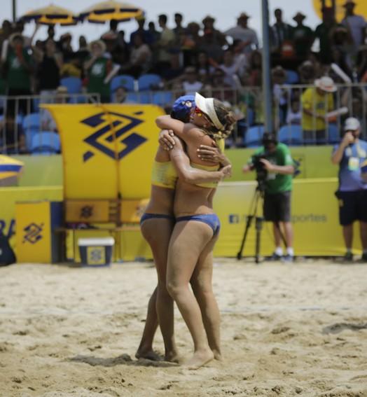 vitoriosas (Krysamon Cavalcante/CBV)