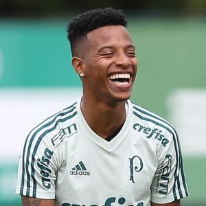 Tchê Tchê Palmeiras (Foto: César Greco / Ag. Palmeiras / Divulgação)
