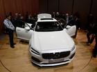Volvo confirma sedã S90 para o Brasil no início de 2017