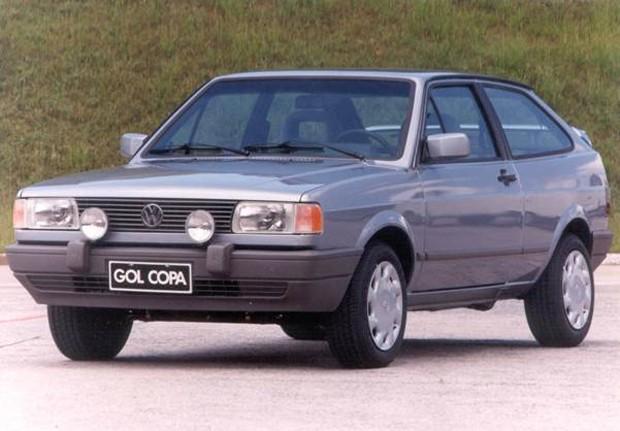 Volkswagen Gol Copa 1994 (Foto: Divulgação)