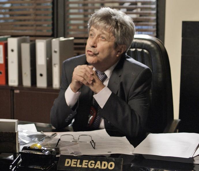 Delegado diz que tatuador vai ter que provar inocência (Foto: TV Globo)