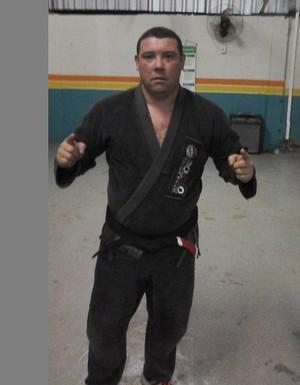 Daniel Godô prepara retorno ao jiu-jítsu (Foto: Arquivo pessoal)