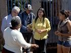 Rose faz caminhada e Marquinhos se prepara para debate na TV Morena