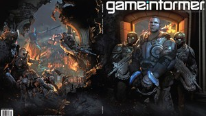 Capa da revista 'Game Informer' revela novo Gears of War: Judgment  (Foto: Divulgação)