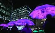 Festival de luzes ilumina noites de inverno de Londres