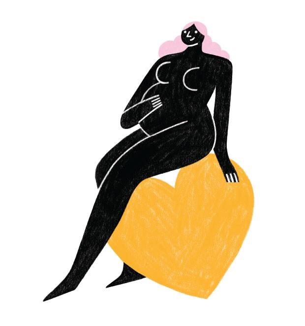 gravidez (Foto: Paola Saliby)
