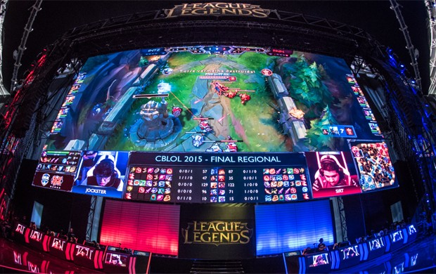 Pain Gaming foi vencedora do CBLoL 2015 (Foto: Divulgação/Riot Games)
