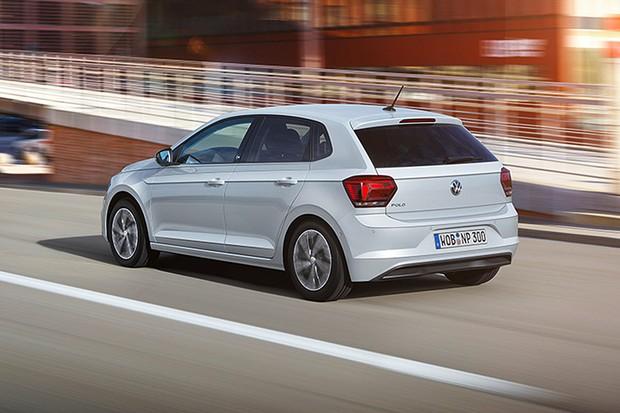 Novo Volkswagen Polo Beats (Foto: Volkswagen)