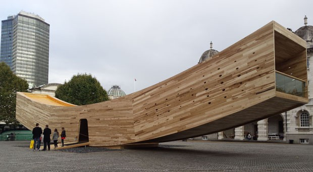 London Design Festival: 7 instalações pela cidade (Foto: Erica Kawamoto)