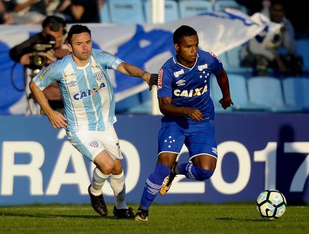 Elber; Cruzeiro