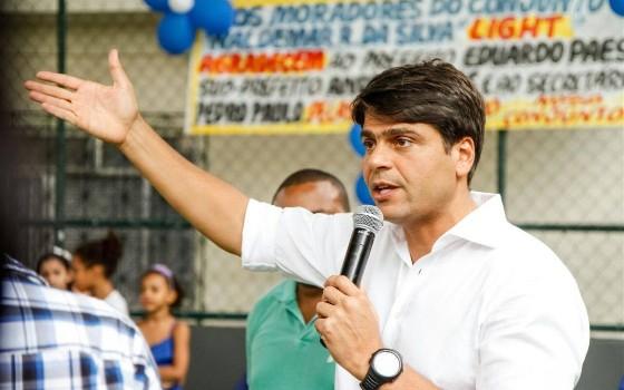 Secretário municipal da Casa Civil do Rio de Janeiro, Pedro Paulo (PMDB) (Foto: Divulgação)