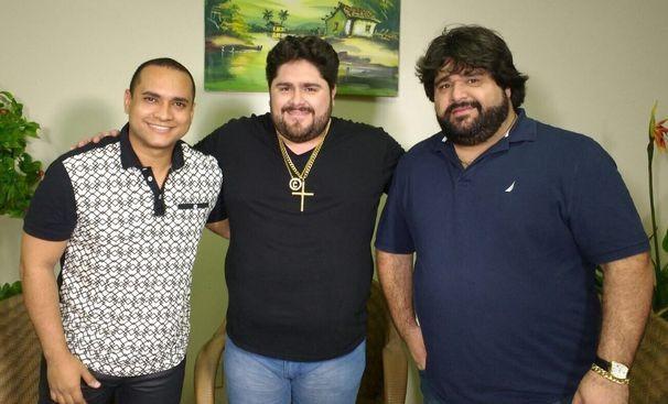 César Menotti e Fabiano animam o Combinado (Foto: Divulgação / TV Sergipe)